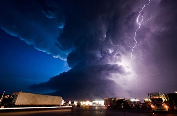 CMO´s were hit by Tornado
